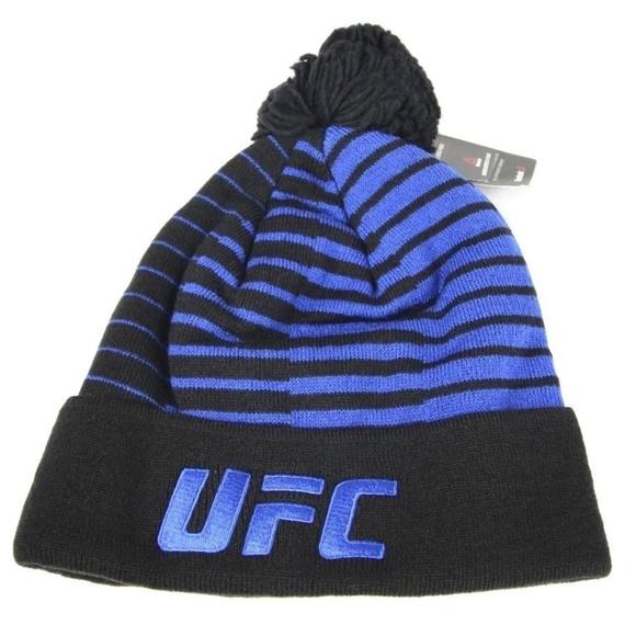 939c3113dcb UFC Reebok Beanie Hat Stocking Cap